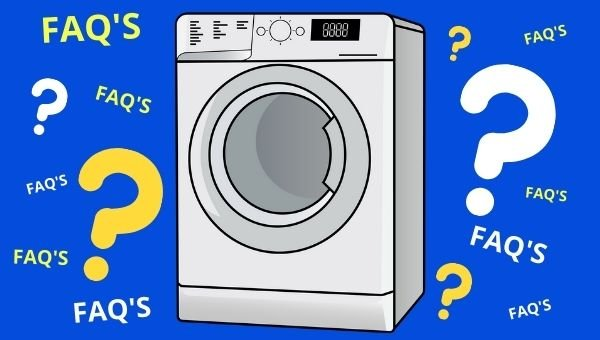 FREQUENTLY ASKED QUESTIONS ON PORTABLE WASHING MACHINE
