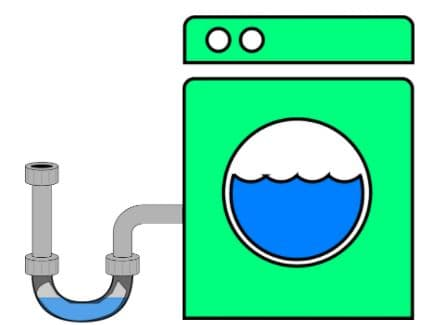 Portable washing machine filling issues